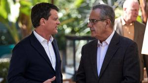 Corbacho trenca amb Valls