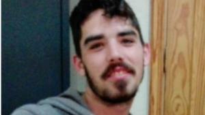 David Ribas Hernández, desaparecido en Granadilla de Abona