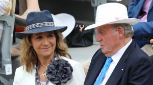 Durant la final de Roland Garros, el rei emèrit i la seva filla Helena han sonat suport a Rafa Nadal