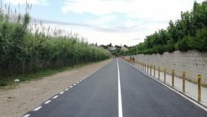 El camí del Romaní de Sant Salvador ja està arranjat.