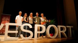 El Centre Cultural Municipal va acollir ahir la Nit de l'Esport 2019