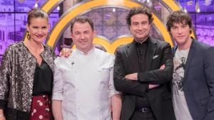 El chef Martín Berasategui visitó 'MasterChef 7'