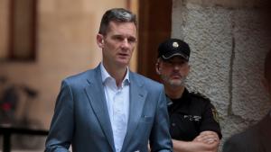 El Constitucional no ha admès a tràmit el recurs d'Iñaki Urdangarin contra la seva condemna