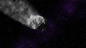 El meteorito de oro podría abastecer a todo el mundo