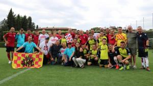 El Nàstic Genuine s'acomiada d'una gran temporada a Florència