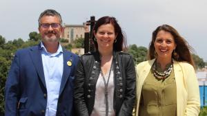 El pacte de govern a Castelldefels que prendrà l'alcaldia al PP