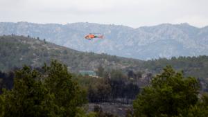 El pagès responsable de l'incendi al Perelló no disposava de permís