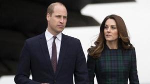 El príncipe Guillermo y Kate Middleton en una imagen de archivo