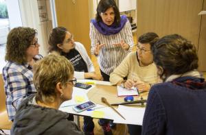 El projecte 'Un Museu a l'aula(UMA) va néixer durant el curs escolar 2017-2018 per iniciativa del Museu de la Vida Rural de l'Espluga de Francolí