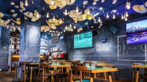 El restaurant de Messi