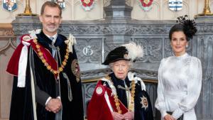 El rey Felipe nombrado caballero de la Orden de la Jarretera