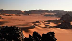 El Sáhara es una fuente enorme de energía solar que alimentaría todo el mundo