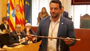El socialista Álex Pastor repetirà com a alcalde de Badalona, gràcies a Dolors Sabater