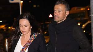 Elena Cullell i Luis Enrique tenen tres fills en comú