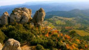 Els excursionistes es van perdre realitzant la ruta de la Roca Corbatera, a les muntanyes del Montsant