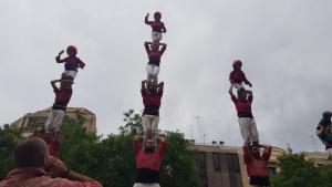 Els Nens del Vendrell han actuat a l'Arboç i Sabadell