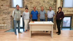 ERC i Ara Castellvell firmen un pacte de govern a Castellvell del Camp