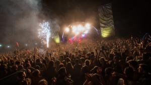 Es calcula que uns 31.000 joves han assistit a l'Acampada Jove 2018