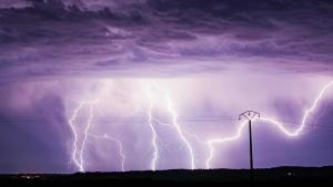 Este jueves se presenta una tarde muy tormentosa y más fresca en muchas provincias del norte