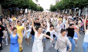 Flashmob flamenc a Écija