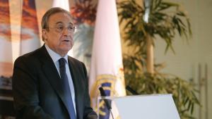 Florentino Pérez podria «apadrinar»al hijo de Reyes