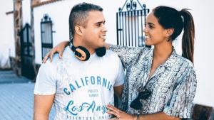 Gloria Camila y José Fernando siempre han estado muy unidos