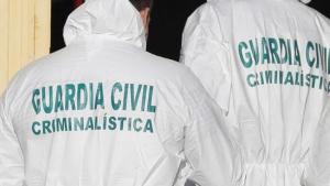 guardia civil criminalistica