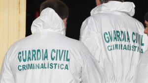 guardia civil criminalistica