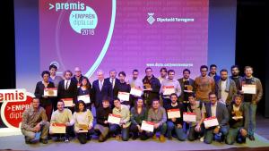 Guardonats als Premis Emprèn 2018