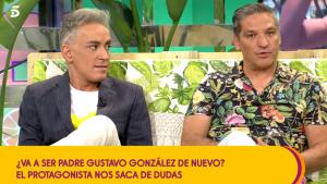 Gustavo niega que María Lapiedra esté embarazada