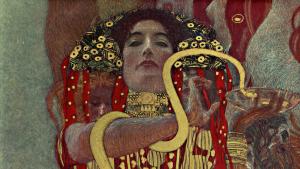 """""""Hygeia"""", por Gustav Klimt"""