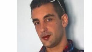 Imagen compartida en redes de Jon, el desaparecido en Bermeo