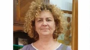 Imagen compartida en redes de Victoria Eugenia, la desaparecida en Soria