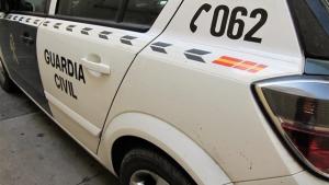 Imagen de archivo de un vehículo de la Guardia Civil