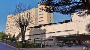 Imagen de archivo del Hospital Médico-Quirúrgico de Jaén