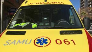 Imagen de archivo del SAMU en las Islas Baleares.