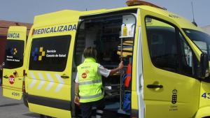 Imagen de archivo servicio urgencias canario (SUC)