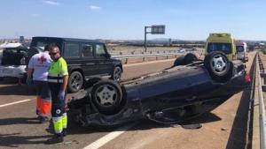 Accidente Badajoz