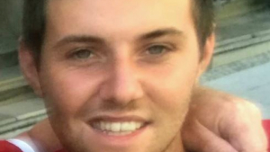 Imagen del joven detenido al cual creían desaparecido