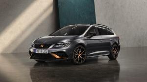 Imagen del nuevo SEAT León ST Cupra R.