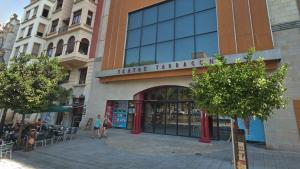 Imatge d'arxiu de la façana del Teatre Tarragona.