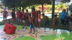Imatge d'una activitat per a joves a Vilaverd.