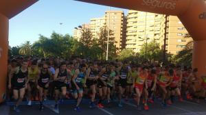 Imatge d'una de les Carreres Populars de València