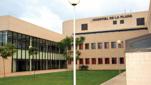 Imatge general de l'Hospital Universitari de la Plana, en Vila-real