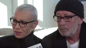 Irina Korina y Viktor Yelchin, los padres el actor en 'Love, Antosha'