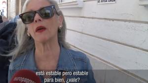 Isabel Jiménez habla sobre la mejoría de su hermana