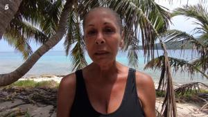 Isabel Pantoja pone al límite al equipo técnico de 'Supervivientes'