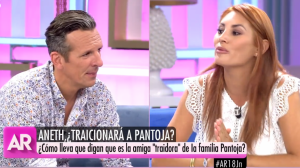 Joaquín Prat deja claro que no se fía de Aneth