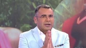 Jorge Javier Vázquez se lo pasó muy bien en la boda