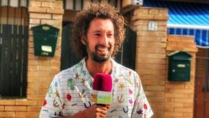 José Antonio León trabaja en 'Sálvame'
